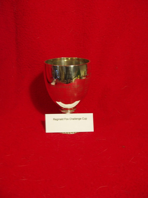 Reginald Fox Challenge Cup