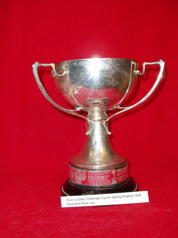 Silver Jubilee Challenge Cup