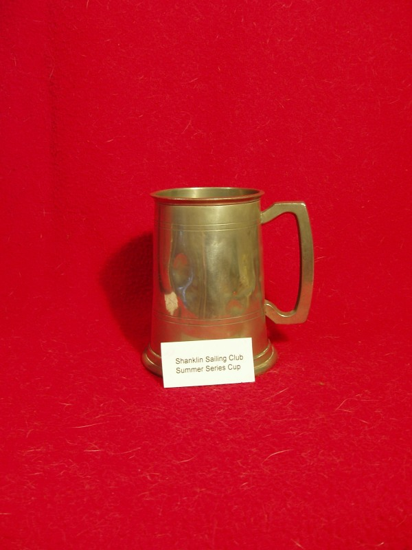 Summer Series Tankard